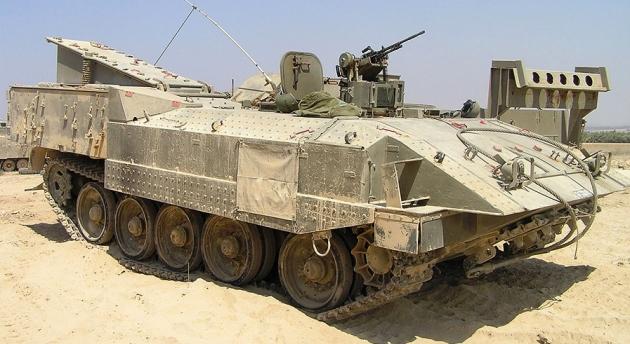 7 - Achzarit Mk2